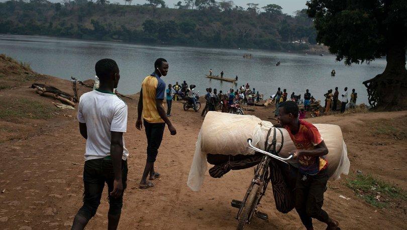Kongo Demokratik Cumhuriyeti'nde nehre bırakılan zehirli atık: 12 can kaybı, 4 bin 502 kişi hastalandı