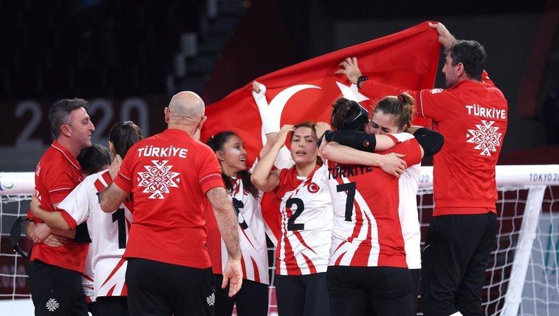 Son dakika haberi | Tokyo'da altın madalya geldi: Goalball Kadın Milli Takımımız