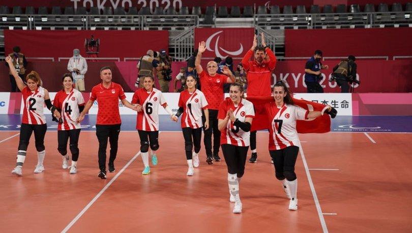Türkiye'nin paralimpik oyunlarında madalya sayısı 38'e yükseldi