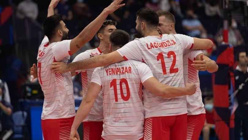 Türkiye: 3 - İspanya: 1   MAÇ SONUCU