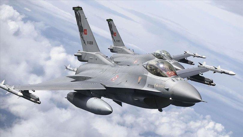 MSB: Polonyadaki 161inci Jet Filo Komutanlığımız uçaklarına NATO tarafından kalk emri verildi