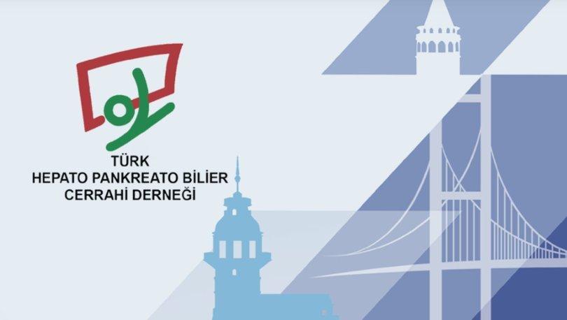 Türk HPB Cerrahi Kongresi başladı