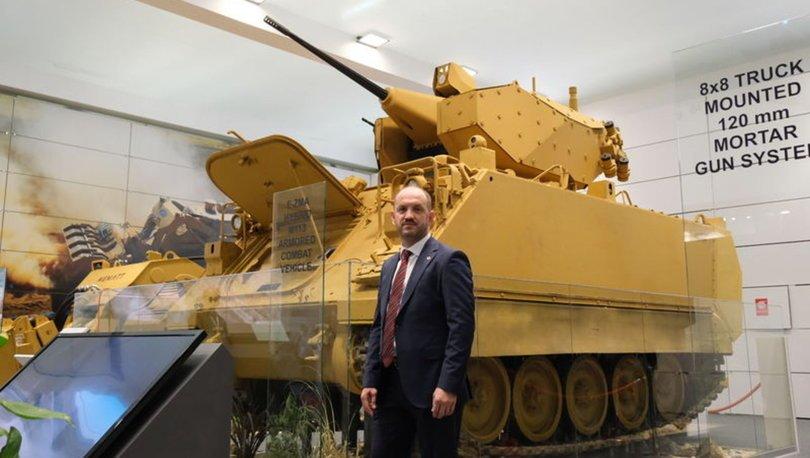 MKE yeni silahlarla TSK'ya güç verecek