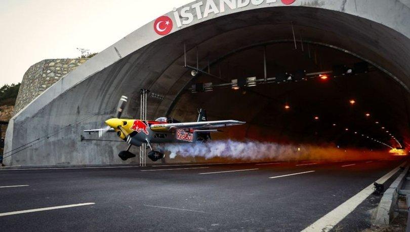 Dario Costa'nın tünel geçişi Guinness Rekorlar Kitabı'na girdi
