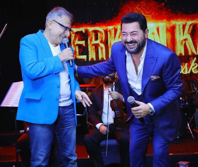 Mehmet Ali Erbil'den üç yıl sonra bir ilk! - Magazin haberleri