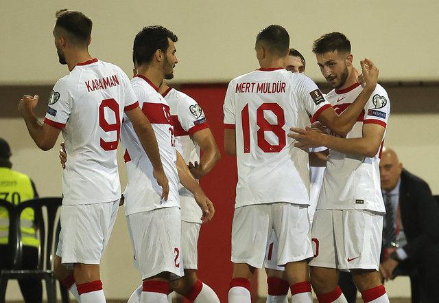 Cebelitarık - Türkiye maçının yazar yorumları