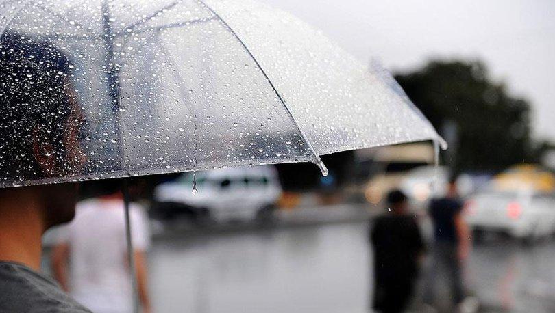 Meteoroloji'den son dakika hava durumu açıklaması: İstanbul'a yağmur uyarısı