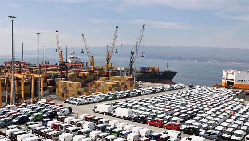 Otomotiv ihracatı ağustos ayında 2.4 milyar dolar oldu
