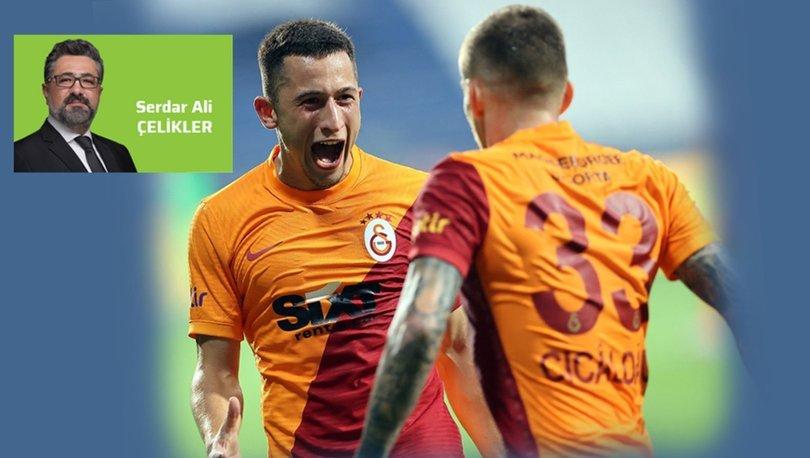 Son dakika transfer haberleri: Serdar Ali Çelikler yazdı: Galatasaray'da hem oyuncu hem de hoca gelişmeli