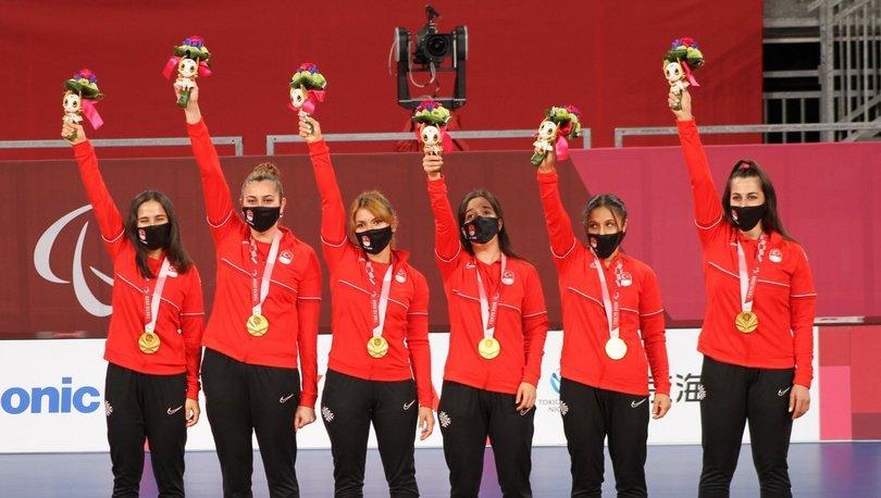 Para milli sporcular, Tokyo 2020'yi rekor sayıda madalyayla tamamladı