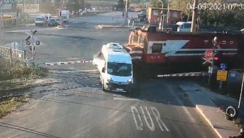 SON DAKİKA: Tren kazasında faciayı anlatan sözler! - Haberler