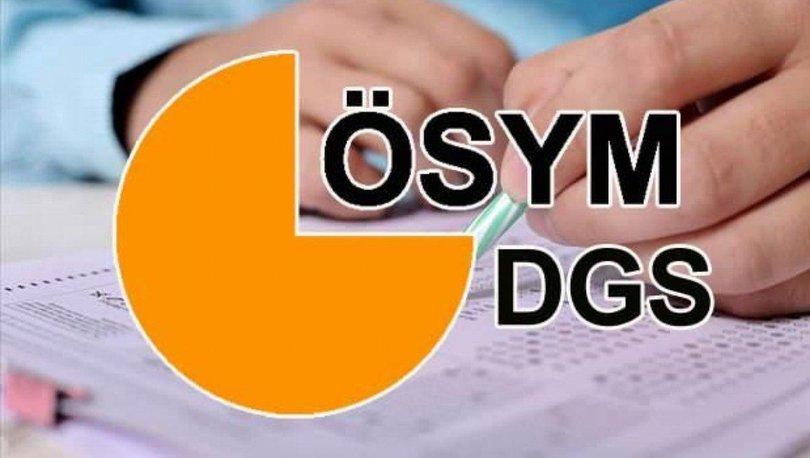 DGS tercih sonuçları ne zaman açıklanacak 2021? DGS tercih sonuçları açıklandı mı?