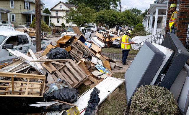 SON DAKİKA: ABD'yi Ida Kasırgası vurdu: Can kaybı artıyor!