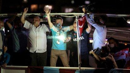 Trabzonspor'un 54. yılı kutlandı