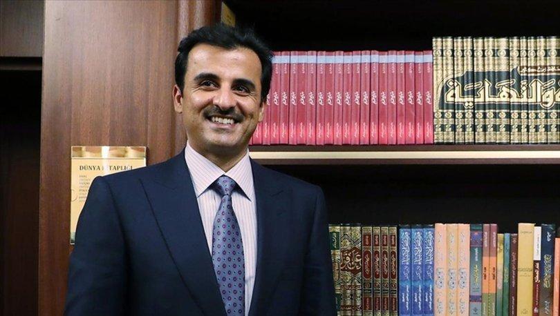 Katar Emiri Temim, Pakistan Başbakanı Han ile Afganistan'ı görüştü