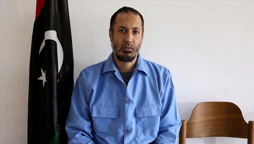 Muammer Kaddafi'nin oğlu Sadi Kaddafi serbest bırakıldı