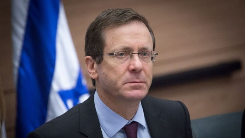 İsrail Cumhurbaşkanı Herzog, 'Filistin ile müzakere' çağrısı yaptı
