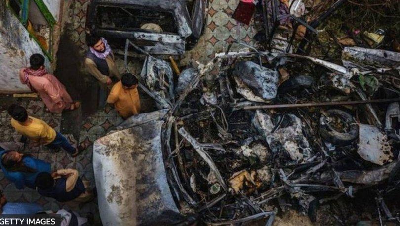 Afganistan: ABD'nin Kabil'deki İHA saldırısı ve 10 sivilin ölümüyle ilgili neler biliniyor?