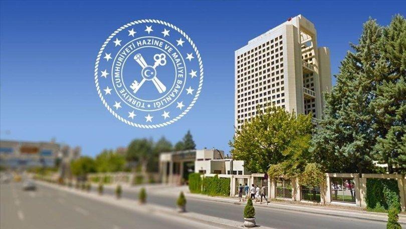 Hazine ve Maliye Bakanlığı ödenekte
