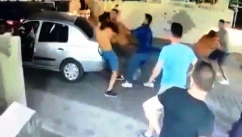 KAN DONDURAN OLAY! Son dakika: Bebeği bıraktı! Kavga ettiği kişiyi kalbinden bıçakladı! - Haberler