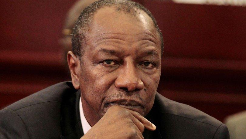 Gine'de darbe sonrası hükûmet üyelerine yurt dışı çıkış yasağı