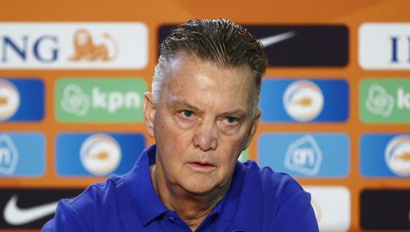 Louis van Gaal: Yarın için iyi hissediyorum, Türkiye´ye karşı iyi oynayacağız