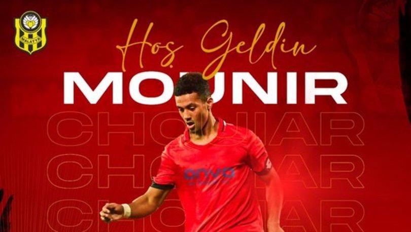 Yeni Malatyaspor, Mounir Chouiar'i transfer etti