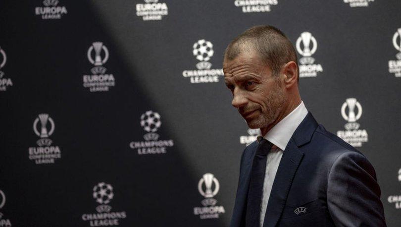 UEFA Başkanı Ceferin, Dünya Kupası'nın iki yılda bir düzenlenmesi teklifine karşı çıktı: