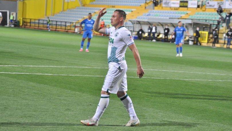 Giresunspor'da, Michal Nalepa ile yollar ayrıldı