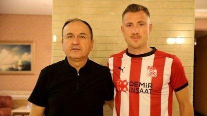 Fredrik Ulvestad resmen Sivasspor'da