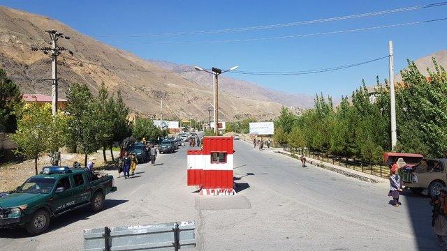 Pençşir düştü! Son dakika: Direniş sonrası Taliban'ın girdiği bölgeden ilk görüntüler