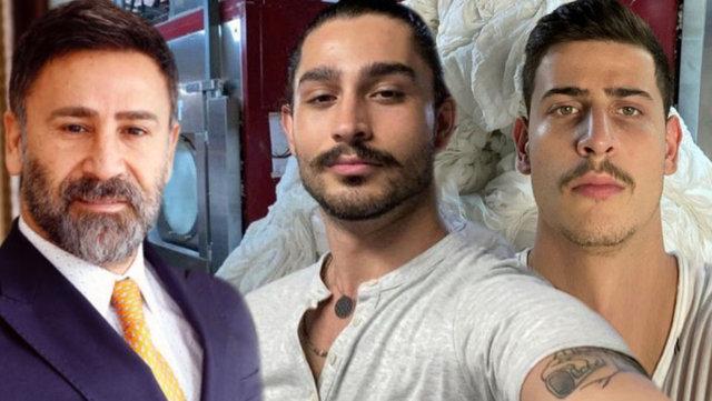İzzet Yıldızhan oğullarını otelinde çalıştırdı - Magazin haberleri