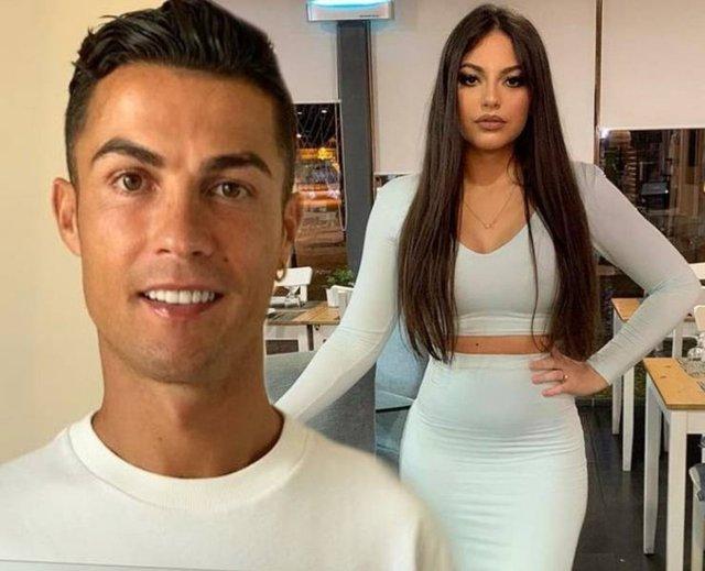 Cristiano Ronaldo'nun eski sevgilisi Natacha Rodrigues'den Georgina Rodriguez'e: Gözünü ondan ayırma, seni de bir kenara bırakır - Magazin haberleri