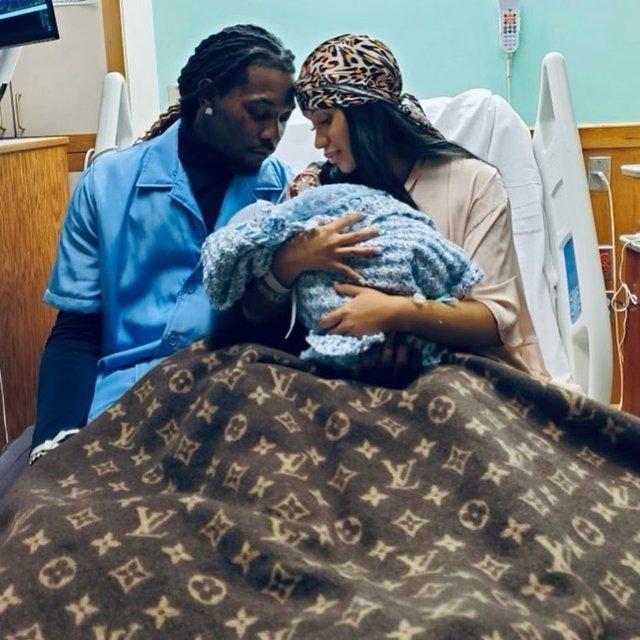 Cardi B. ikinci kez anne oldu - Magazin haberleri