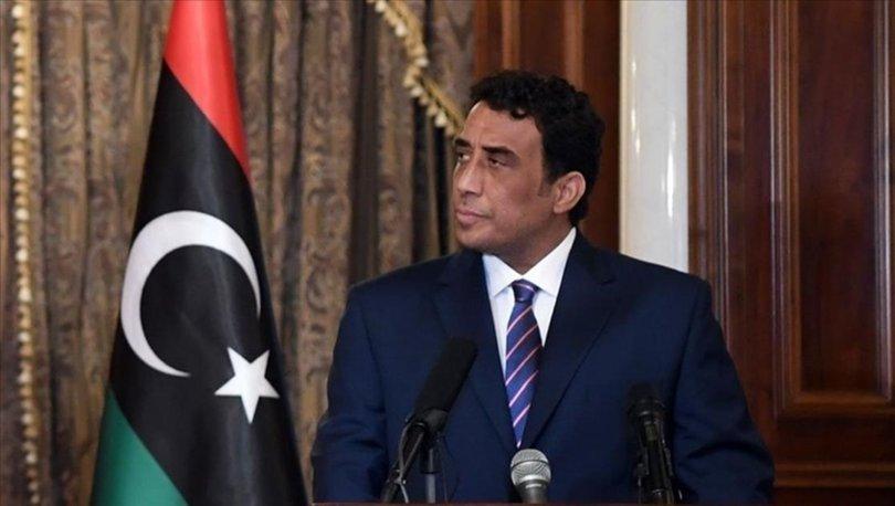 Libya Başkanlık Konseyi Başkanı el-Menfi: Ulusal uzlaşı projesi başladı