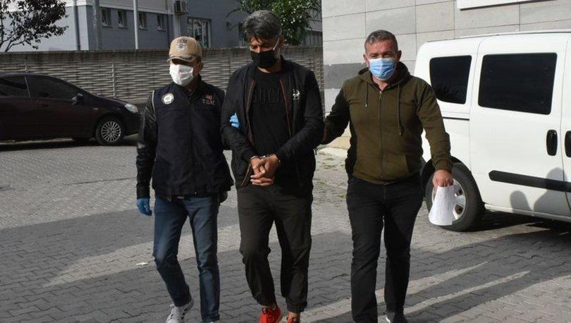 DEAŞ'lı Iraklılar Samsun'da yakalandı