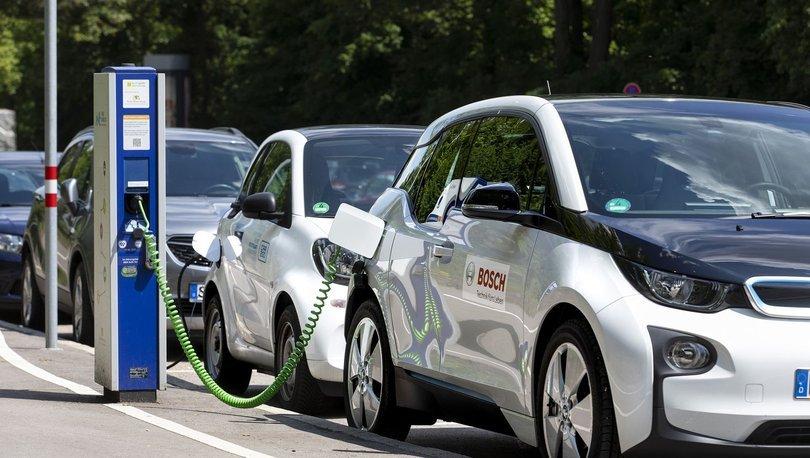 '2035'e kadar yeni otomobillerin yüzde 60'sı elektrikli olacak'