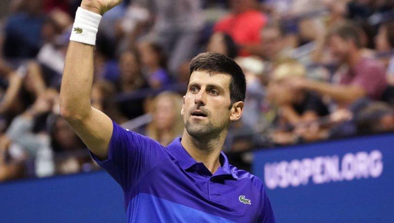 Djokovic ve Karolina Pliskova, ABD Açık'ta çeyrek finale yükseldi