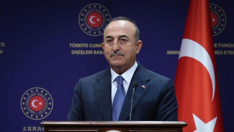 SON DAKİKA: Dışişleri Bakanı Mevlüt Çavuşoğlu'ndan Kabil Havalimanı açıklamaları