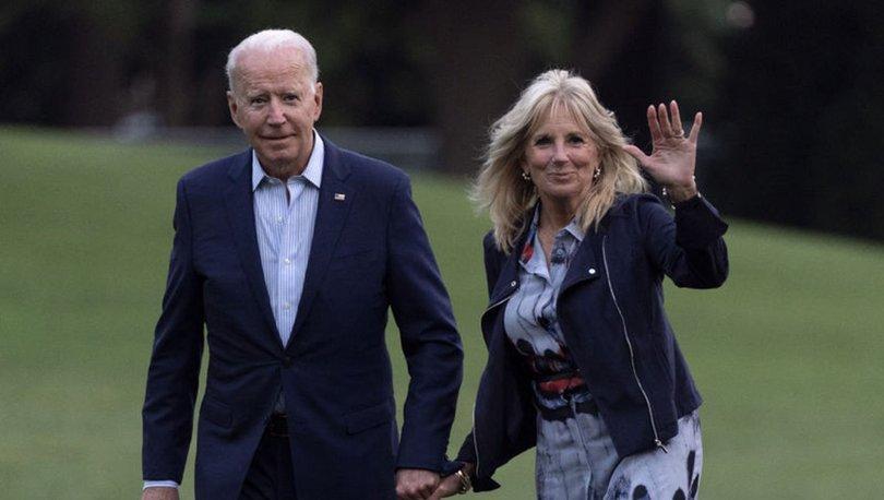 SON DAKİKA: ABD Başkanı Joe Biden'ın eşi Jill Biden, öğretmenliğe devam edecek