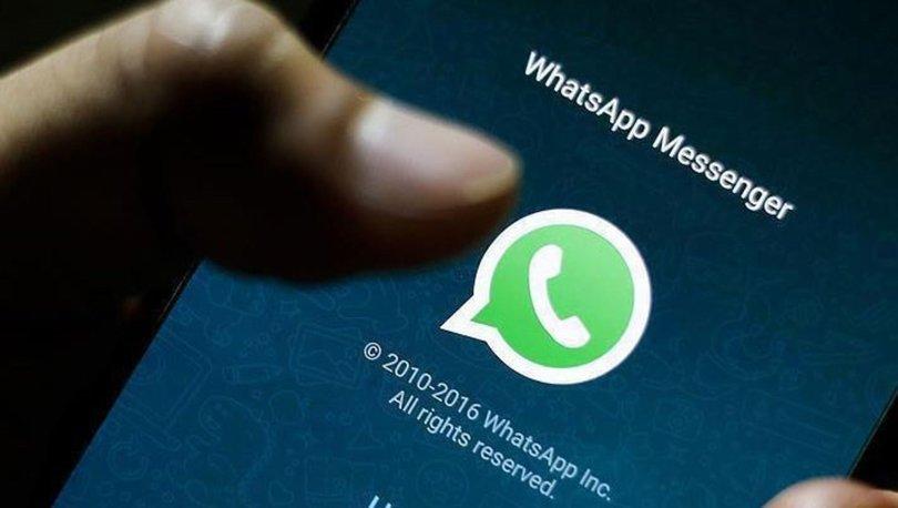 WhatsApp'da
