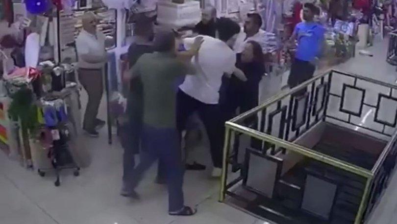 LİNÇ... Son dakika: Eşini döven esnafa feci linç! - VİDEO HABER!