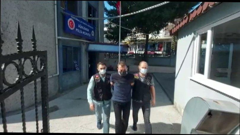 57 yıl cezası olan kişi metruk binada yakalandı - Haberler
