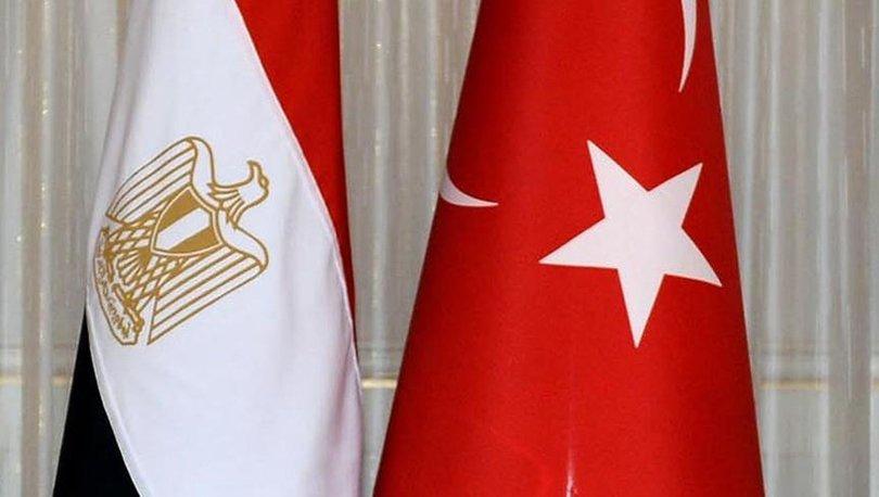 SON DAKİKA: Türkiye-Mısır siyasi istişarelerinin ikinci turu Ankara'da başladı