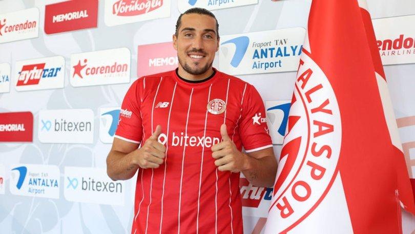 Enzo Crivelli, Antalyaspor'da