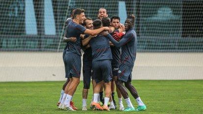 Trabzonspor'da Galatasaray mesaisi
