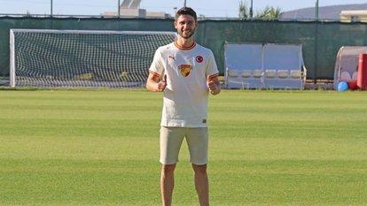 Kubilay, Bursaspor'a transfer oldu