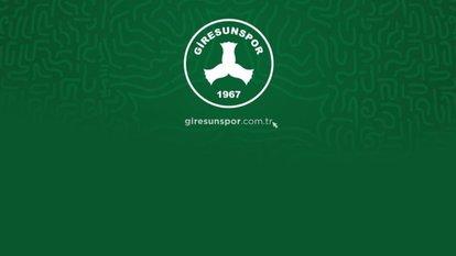Giresunspor'dan Jorge Correa açıklaması