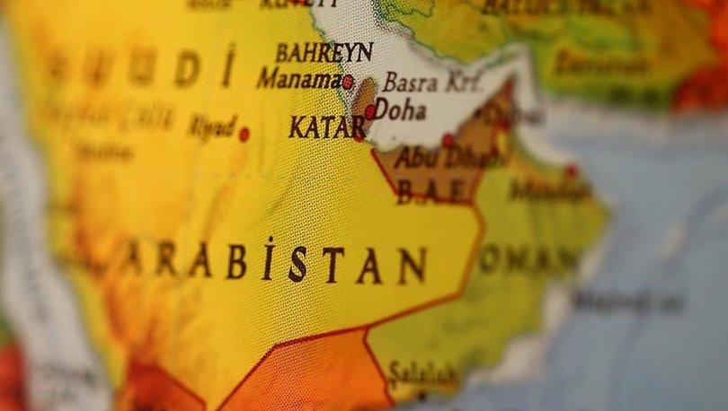 Katar'ın Riyad Büyükelçisi, Suudi Arabistan Dışişleri Bakan Yardımcısı Hureyci'ye güven mektubunu sundu