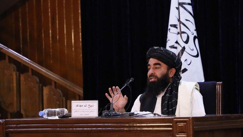 Son dakika haberi Taliban Sözcüsü yeni hükümeti açıkladı